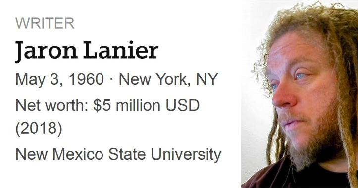 Jaron Lanier