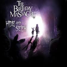 b-day massacre hide and seen album title