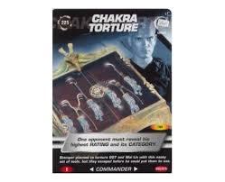 chakra tortures