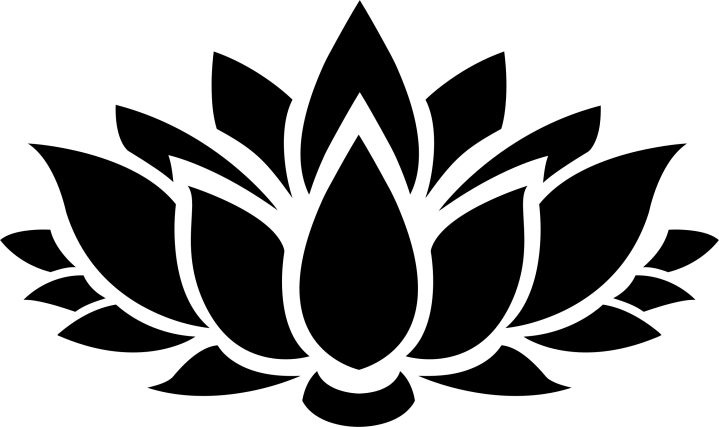 lotus-flower-black-and-white-png-big-image-png-2302