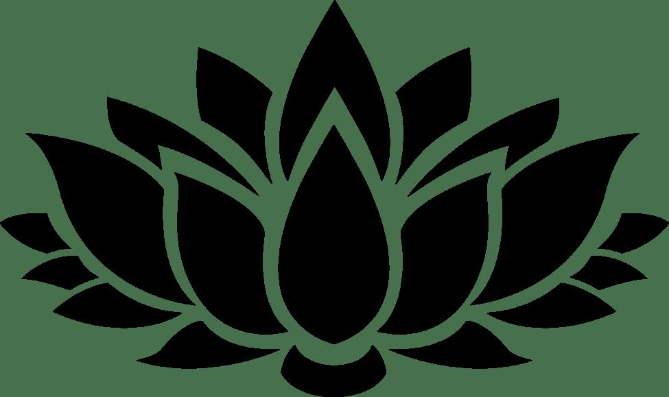 lotus-flower-black-and-white-png-big-image-png-2302