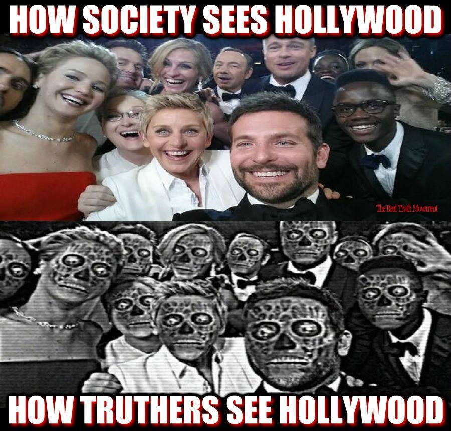 truther views on hollywood