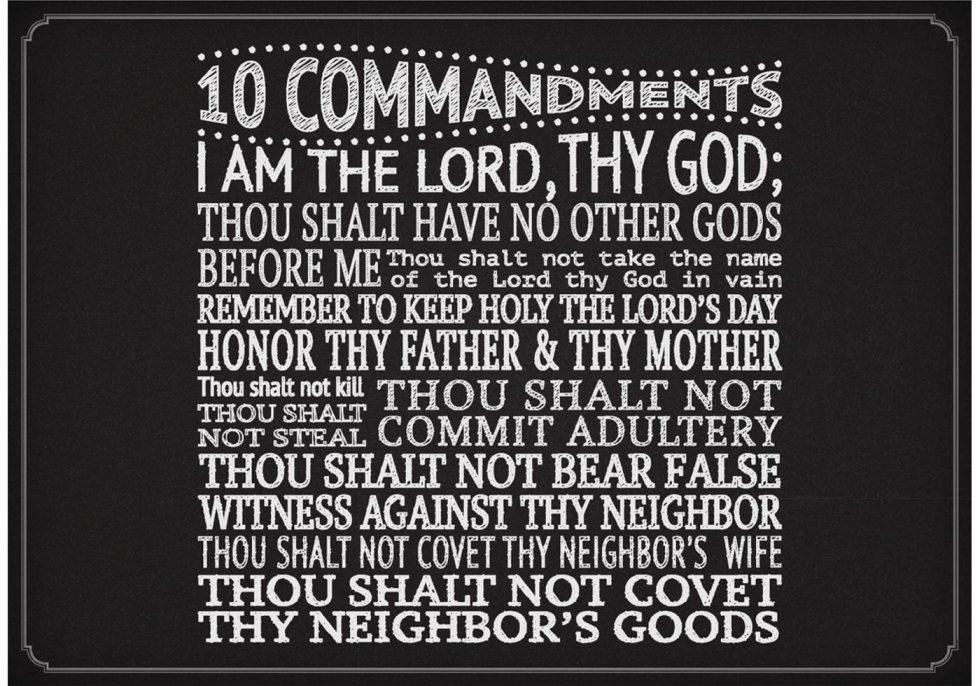 free-vector-10-commandments-on-chalkboard
